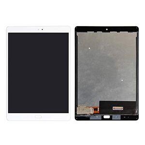 JayTong Digitizer Ecran LCD D'affichage + cran Tactile Verre Assemblé Remplacement + Outils pour ASUS ZenPad 3S 10 WiFi Z500M P027 Blanc - Publicité