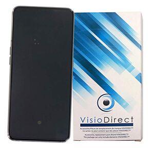 """Visiodirect Ecran Complet sur Chassis pour Samsung Galaxy A80 SM-A805F Taille 6.7"""" Noir Phantom Black Téléphone Portable - Publicité"""