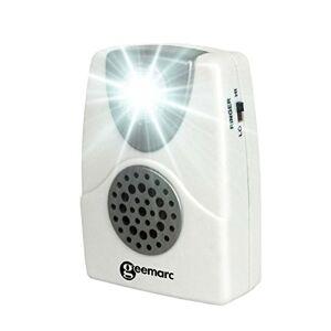 Geemarc CL11 Amplificateur de sonnerie de téléphone blanc - Publicité