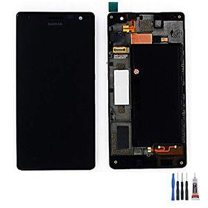 CHRONOSTOCKS cran LCD vitre tactile chassis pour Nokia Lumia 730/735 noir (France) - Publicité