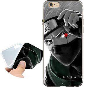 CSFNGCE NK Black Soft TPU Silicone Cover for Coque iPhone 6 Plus Case/Coque iPhone 6S Plus Case 2524FQ - Publicité
