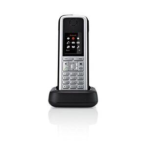 Unify OpenStage M3handsetstéléphone (téléphone DECT, 500entrées, Identification de l'appelant, Noir, Argent) - Publicité