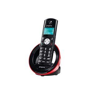 Emporia Téléphone sans Fil SLF19 Noir - Publicité