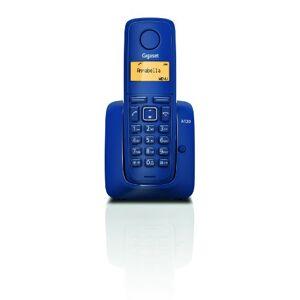 Siemens S30852-H2401-D205 A120 Téléphone sans fil Bleu (Produit d'import Europe) - Publicité