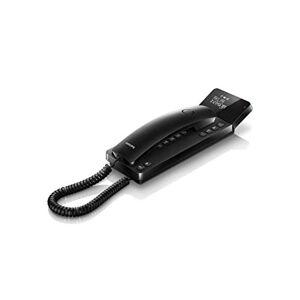 Philips M110B / 23 Téléphone Conception échelle (Cristaux liquides Investi, 25 favoris, LED Attention, 2.75  Appel ID, Haut-Parleur, indépendamment du Calendrier Actuel, Mur ou de l'utilisation de - Publicité