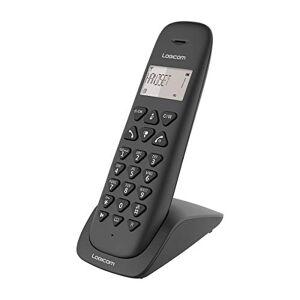 Logicom Telephone fixe sans fil Téléphone fixe sans fil sans Répondeur Solo Téléphones analogiques et dect  VEGA 150 Téléphone Fixe sans Fil Noir - Publicité