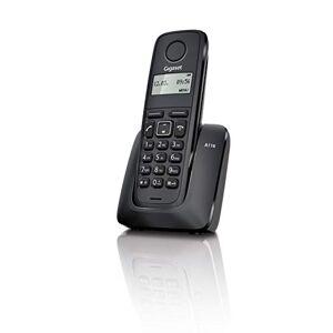 Siemens Telefono inalambrico DECT  A116 Negro [Produit d'import] - Publicité