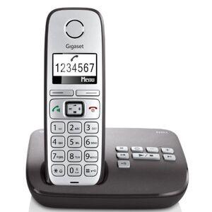 Siemens E310A Téléphone numérique sans fil Anthracite (Produit d'import Europe) - Publicité