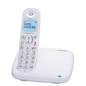 Alcatel XL375 Téléphones Sans fil Répondeur Ecran - Publicité