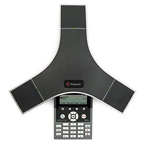Polycom 2200-40000-001 SoundStation IP 7000 Téléphone de conférence Noir - Publicité