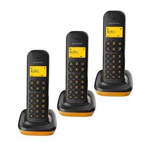 Alcatel D135 TRIO BLACK ORANGE #5995 - Publicité