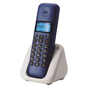 Motorola Telefono Cordless T301PLUSBL DECT Blu - Publicité