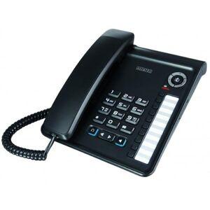Alcatel Temporis 350 Pro Téléphone analogique Filaire Touche microcasque Noir - Publicité