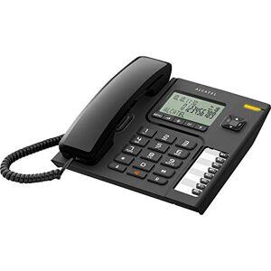 n.A. Téléphone VoIP Filaire T76 2249718 écran LCD Noir 1 pc(s) - Publicité