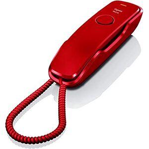 Siemens DA210 Téléphone sans fil Rouge (Produit d'import Europe) - Publicité