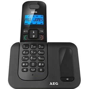 AEG Voxtel D500 Téléphone DECT sans fil, Noir - Publicité