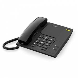 Alcatel T26 Téléphone analogique Noir - Publicité