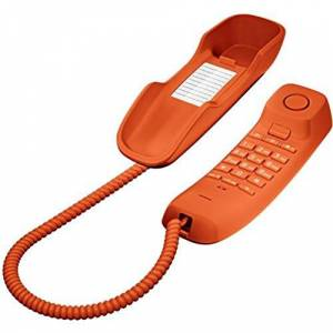 Siemens DA210 Téléphone sans fil Orange [Produit d'import] - Publicité