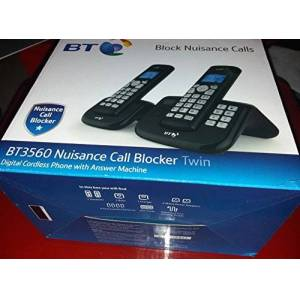 BT 3560Téléphone numérique sans fil Duo avec bloqueur d'appels indésirables - Publicité