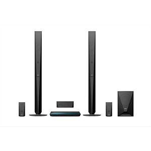 Sony BDV-E4100.CEL Système Home Cinema Blu-ray 3D 5.1 1000 W HDMI USB Bluetooth/Wifi Noir - Publicité