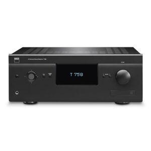 Nad T758 V3 Noir Amplificateur Home Cinéma 7.1 - Publicité