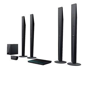 Sony BDV-E6100.CEL Systme Home Cinema Blu-ray 3D 5.1 1000 W HDMI USB Bluetooth/Wifi Noir - Publicité