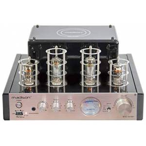 Madison MAD-TA10BT Amplificateur  tube stéréo 2 x 25 W - Publicité