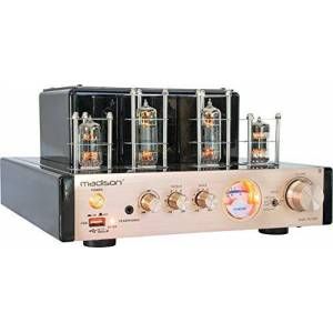 Madison MAD-TA10BT Amplificateur  tube stéréo 2 x 25 W - Publicité