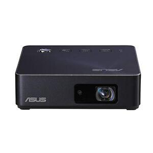 Asus S2 Navy Pico Projecteur Mini LED Portable HD Blanc 500 lumens HDMI & USB-C Batterie intégrée 6000 mAh automie 3,5 heures 1280 x 720 32 db Haut-parleurs intégrés - Publicité