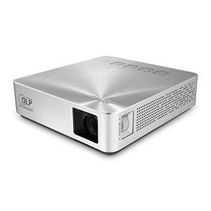 Asus S1 Pico Projecteur Mini LED Portable WVGA Silver 200 lumens HDMI & MHL Batterie intégrée 6000 mAh autonomie 3 heures 854 x 480 32 db Haut-parleurs intégrés - Publicité