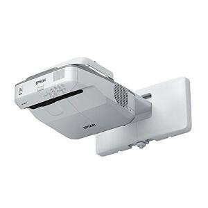 Epson 685wi 3LCD WXGA interactif Vidéoprojecteur focale 1280x 80016: 103500lumens Haut-Parleur 16W Noir Normal - Publicité