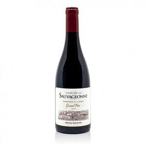 GRARD BERTRAND Chteau La Sauvageonne Grand Vin des Terrasses du Larzac rouge 2018 Bio 75cl - Publicité