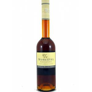 "Moscatel Reserva de Familia 50cl Vin de liqueur doux D.O.""Málaga - Publicité"