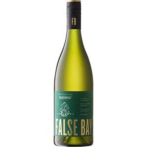 False Bay Vineyards False Bay Crystalline Chardonnay, Coastal Region (caisse de 6x75cl) Afrique du Sud, vin blanc - Publicité