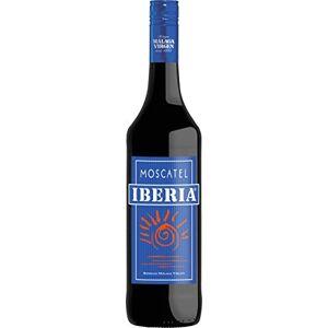"""Moscatel Iberia 75cl Vin de liqueur doux D.O.""""Málaga - Publicité"""