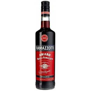Ramazzotti Lombardy Liqueur Amer 70 cl - Publicité