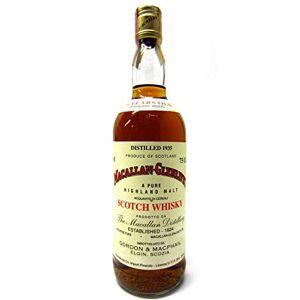 Hard To Find Whisky Macallan Pure Highland Malt 1935 36 year old Whisky - Publicité