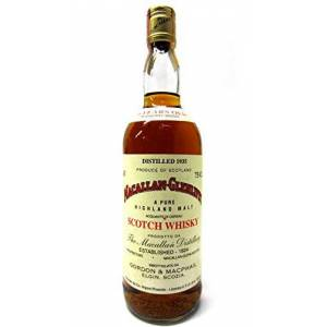 Hard To Find Whisky Macallan Pure Highland Malt 1935 36 year old Whisky - Publicité