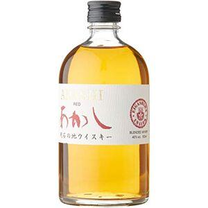 Akashi Blended Whisky 0,5 L - Publicité