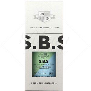 1423 Sbs Brazil-Barbados Moscatel Cask 52 - Publicité
