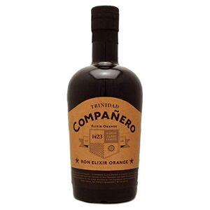 1423 World Class Spirits Companero Trinidad Ron Elixir Orange 40% Giftbox 700 ml - Publicité