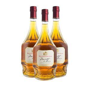 Real Companhia Velha Moscatel do Douro RCV Vin Fortifié Lot de 3 - Publicité