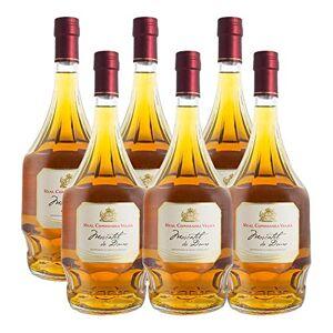 Real Companhia Velha Moscatel do Douro RCV Vin Fortifié Lot de 6 - Publicité
