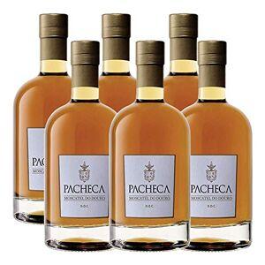 Pacheca Moscatel do Douro  Vin Fortifié Lot de 6 - Publicité