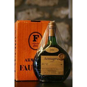 ABERLOUR Tres vieille reserve de la maison Fauchon 1961 - Publicité