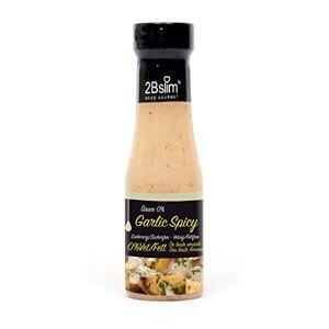 2bSlim Sauce ail pimenté  Spicy Garlic - Publicité