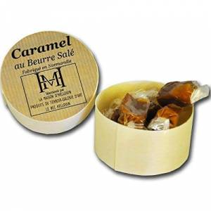 Mon Epicerie Fine de Teroir Boite de Caramels - Publicité