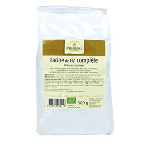 PRIMAL Priméal Farine de Riz Complet France 500 g - Publicité