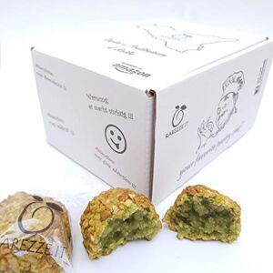 rarezze.it Ptisseries d'amandes a la pistache sicilienne, dans un coffret cadeau (gr.400). RAREZZE: produits siciliens typiques, cannoli, pte d'amande, cassate, ptisserie artisanale sicilienne. Publicité