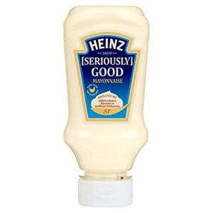 HEINZ Seriously Good Mayonnaise 220ml - Publicité